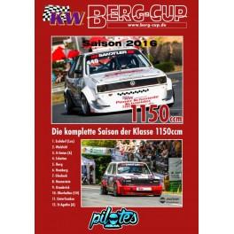 BERG-CUP 2016 - Classe 1150ccm
