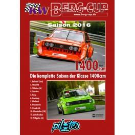 BERG-CUP 2016 - Classe 1400ccm
