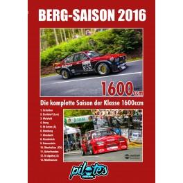 BERG-CUP 2016 - Classe 1600ccm