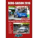 BERG-CUP 2016 - Classe 2000ccm