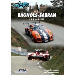 Bagnols - Sabran 2017