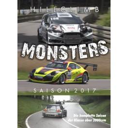 BERG-CUP 2017 - Hillclimb MONSTERS - Classe +2000ccm