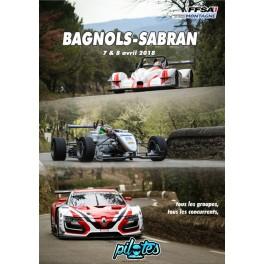 Bagnols - Sabran 2018
