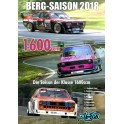 BERG-SAISON 2018 - Classe 1600ccm